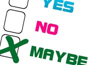 Yes-No-Maybe Choices
