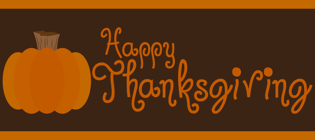 Five Thanksgiving Words